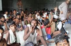 Qatar hỗ trợ Indonesia 50 triệu USD tiếp nhận người tị nạn Rohingya
