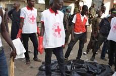 Kẻ đánh bom liều chết cho nổ thân mình, ít nhất 26 người chết