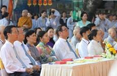 Phật giáo Thành phố Hồ Chí Minh mừng Đại lễ Phật đản 2015