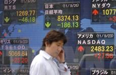 Sắc xanh đỏ đan xen trên các thị trường chứng khoán châu Á