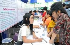 TP. HCM cần tuyển 140.000 lao động trong sáu tháng cuối năm