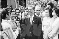 Phim về cố Tổng Bí thư Nguyễn Văn Linh sẽ lên sóng dịp kỷ niệm