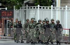 Trung Quốc: Tấn công đẫm máu ở Tân Cương, 18 người tử vong