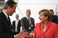 Thủ tướng Anh thăm Đức thảo luận về kế hoạch cải cách EU