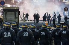 Pháp: Biểu tình phản đối Uber biến thành vụ đụng độ bạo lực
