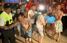 Đài Loan: Ít nhất 474 người bị thương trong vụ cháy tại công viên