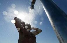 Người dân Italy trải qua mùa Hè nóng nhất trong hơn 10 năm qua