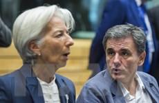 Tổng số nợ Hy Lạp chưa thanh toán cho IMF lên tới 2 tỷ euro