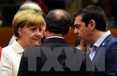 Kế hoạch giải cứu Hy Lạp cần 8 quốc hội thành viên Eurozone bảo lãnh