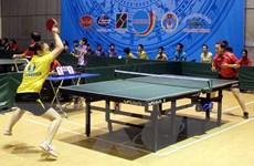 85 tay vợt châu Á dự Giải bóng bàn quốc tế Cây vợt vàng