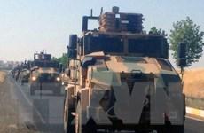 Thổ Nhĩ Kỳ bắt nhiều thành viên IS và phiến quân người Kurd