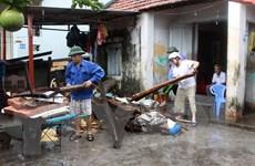 Cứu trợ khẩn cấp người dân Quảng Ninh bị ảnh hưởng lũ lụt