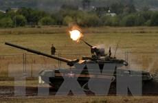 Nga có kế hoạch thành lập quân đoàn xe tăng mới gần thủ đô