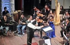Công diễn tác phẩm của hai nhà soạn nhạc nổi tiếng người Nga