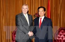Quan hệ đối tác chiến lược Việt-Anh đang phát triển toàn diện