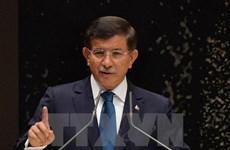 Thủ tướng Thổ Nhĩ Kỳ không thành lập được chính phủ liên hiệp