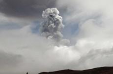Ecuador: Núi lửa Cotopaxi tỉnh giấc, phun tro bụi ở độ cao 5km