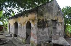 Ngôi chùa 100 tuổi nơi in báo Cứu quốc có nguy cơ đổ sập