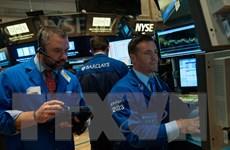 Sắc xanh phủ Phố Wall nhờ cổ phiếu các doanh nghiệp lớn tăng