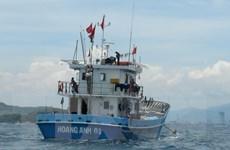 Hải Phòng đóng bốn tàu cá vỏ thép đầu tiên cho ngư dân