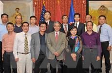 Kỷ niệm 70 năm thành lập ngành ngoại giao Việt Nam tại Pháp, Hoa Kỳ