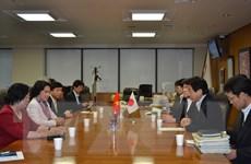 Việt Nam và Nhật Bản hợp tác trong phát triển nguồn nhân lực