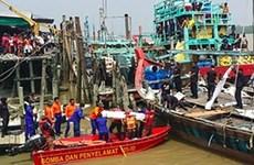 Vụ lật thuyền tại Malaysia: Người thiệt mạng tăng lên con số 50