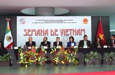 Tuần Việt Nam tại Mexico giúp khơi nguồn sáng tại cho giới trẻ