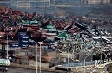 8 người vẫn mất tích trong vụ nổ nhà máy hóa chất Thiên Tân
