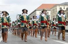 [Photo] Lễ hội bia tháng 10 Oktoberfest lớn nhất thế giới