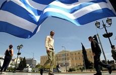 """Moody's giữ nguyên xếp hạng """"khủng hoảng"""" với nợ công Hy Lạp"""