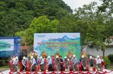 Động thổ Khu du lịch sinh thái Sài Gòn-Ba Bể tiêu chuẩn bốn sao