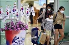 Khách nước ngoài tới Hàn Quốc đã trở lại mức trước khi có MERS