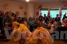 Cộng đồng người Việt Nam tại Na Uy vui đón Tết Trung Thu