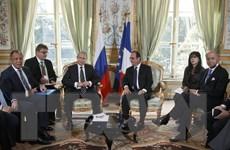 Nhóm Bộ Tứ Normandy kêu gọi thực thi Thỏa thuận Minsk về Ukraine