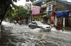 Đông Bắc Bộ có nơi mưa to, bão số 4 đi vào nội địa Trung Quốc