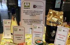 "Đồ ăn nhái ""Made in Italy"" khiến Italy mất 60 tỷ euro mỗi năm"