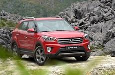 Hyundai giới thiệu mẫu Creta có giá từ hơn 800 triệu đồng