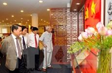 [Photo] Khánh thành Phòng truyền thống TTXVN tại TP Hồ Chí Minh