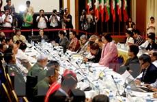 Chính phủ Myanmar ký thỏa thuận hòa bình với 8 nhóm vũ trang