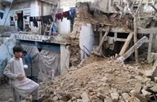 Bảo hộ công dân Việt Nam tại một số quốc gia Nam Á bị động đất