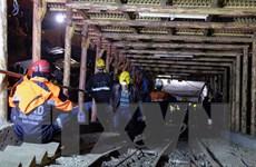 Sập hầm mỏ tại Indonesia đe dọa tính mạng ít nhất 12 người