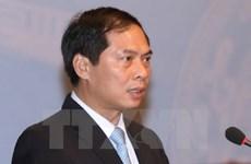 Bỉ ủng hộ cách tiếp cận của Việt Nam trong vấn đề Biển Đông