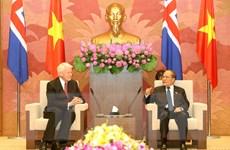 Việt Nam mong hợp tác với Iceland ứng phó biến đổi khí hậu