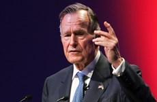 Bush cha bất ngờ chỉ trích Dick Cheney và Donald Rumsfeld
