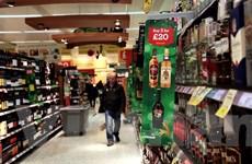 Phần lớn hàng tiêu thụ tại Anh nhờ chương trình khuyến mại