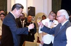 Singapore, Trung Quốc công bố nơi đặt dự án hợp tác liên chính phủ