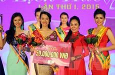 Sẽ xử phạt việc tự ý đổi danh hiệu Cuộc thi người đẹp du lịch Huế