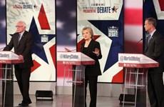 Bầu cử Mỹ: Ứng viên Dân chủ tranh cãi về chính sách với Trung Đông