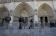 Thổ Nhĩ Kỳ từng cảnh báo Pháp về kẻ tấn công nhà hát Bataclan